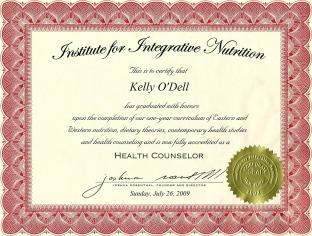 IIN Diploma